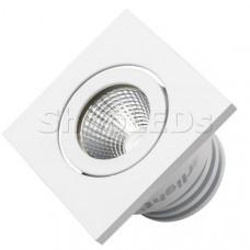 Светодиодный светильник LTM-S50x50WH 5W Day White 25deg