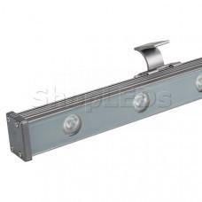 Светодиодный прожектор AR-LINE-1000XS-12W-24V RGB (Grey, 30 deg, DMX512)