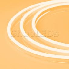 Гибкий неон ARL-NEON-1608PH-SIDE 24V Amber