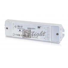 Контроллер RX-ST (RF приемник) Easydim