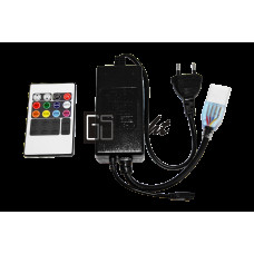 RGB-контроллер IR-20B-220V для светодиодных лент RGB 220V