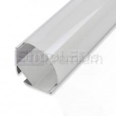 Угловой алюминиевый профиль SLA-26 [30x30mm]