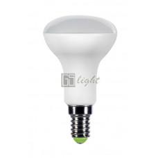 Светодиодная лампа E14 5W 220V R50 Warm White
